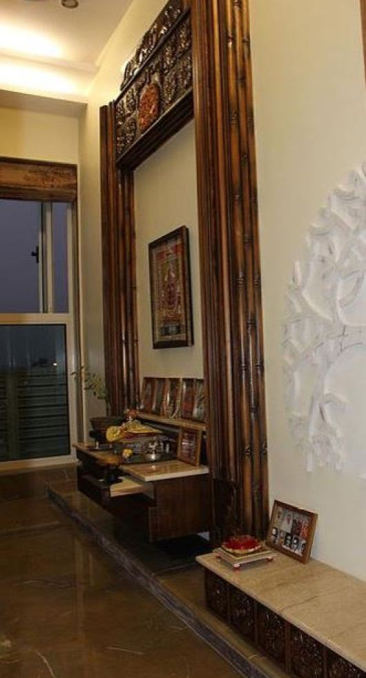Pooja Room Ideas in Small House