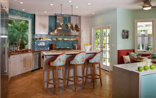 Tropical Kitchen Designs