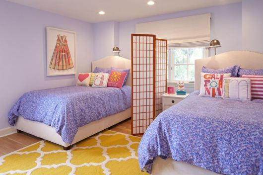 Kids Room Design for Two Kids