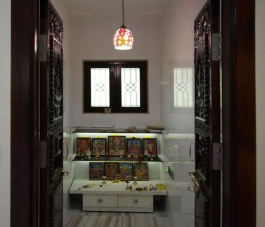 Latest Pooja Room Designs