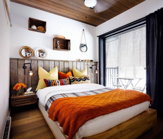 Best Bedroom Designs for Small Space