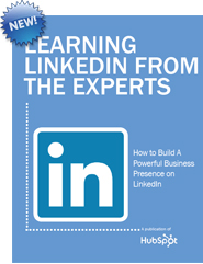 Download New Ebook: Learning LinkedIn from the Experts