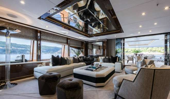 10 Of The Most Luxurious Superyachts At Miamis Premier