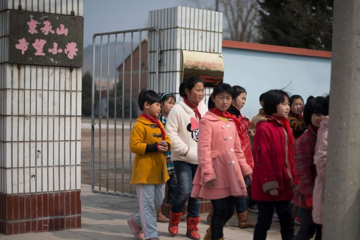 There is a great wall of population difference between genders in china