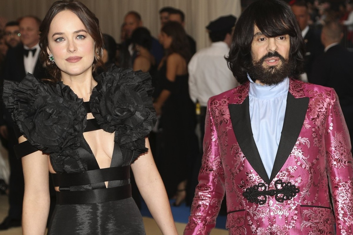 After studying costume design at rome's academy of costume and fashion he joined the italian knitwear brand les copains. Gucci Designer Alessandro Michele On Politics Being Different And Why Beauty Is Like A Religion South China Morning Post
