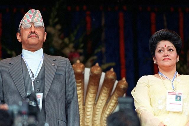 royal family of nepalको लागि तस्बिर परिणाम