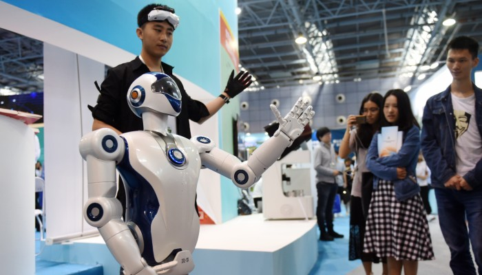 Image result for China's city of Tianjin to set up $16-billion artificial intelligence fund