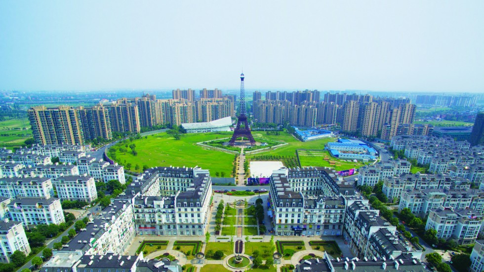 Image result for china replica cities