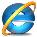 16 colors, browser, internet explorer, microsoft icon