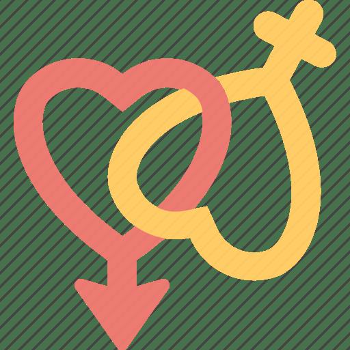 Masculine Sign Female Symbol Gender Symbols Biological Signs Male Symbol Icon