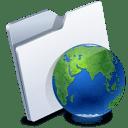 folders, web icon