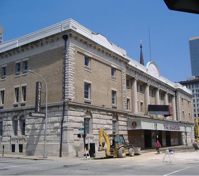 Kentucky Convention Center