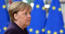 Merkel Says Germany's Ruling CDU Party Continues Policies of Adenauer, Kohl