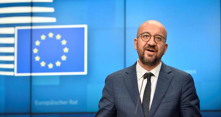 European Council President Compares UK's Boris Johnson to the Joker in Brexit Negotiations