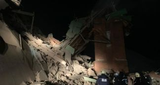 One Person Dies After Crushing Department of Norilsk Enrichment Plant Collapses