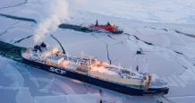 Climate Change's Latest Warning Sign: A Cargo Ship Just Used Russia's Northern Sea Route in February