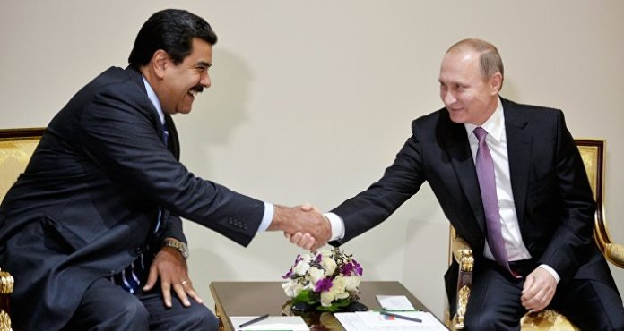 'Sputnik V is Here!' Maduro Praises 'Hermano' Putin as Venezuela Gets First Batch of Covid Vaccine