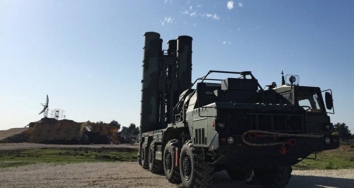 Russia's S-400 Triumf missile defense systems