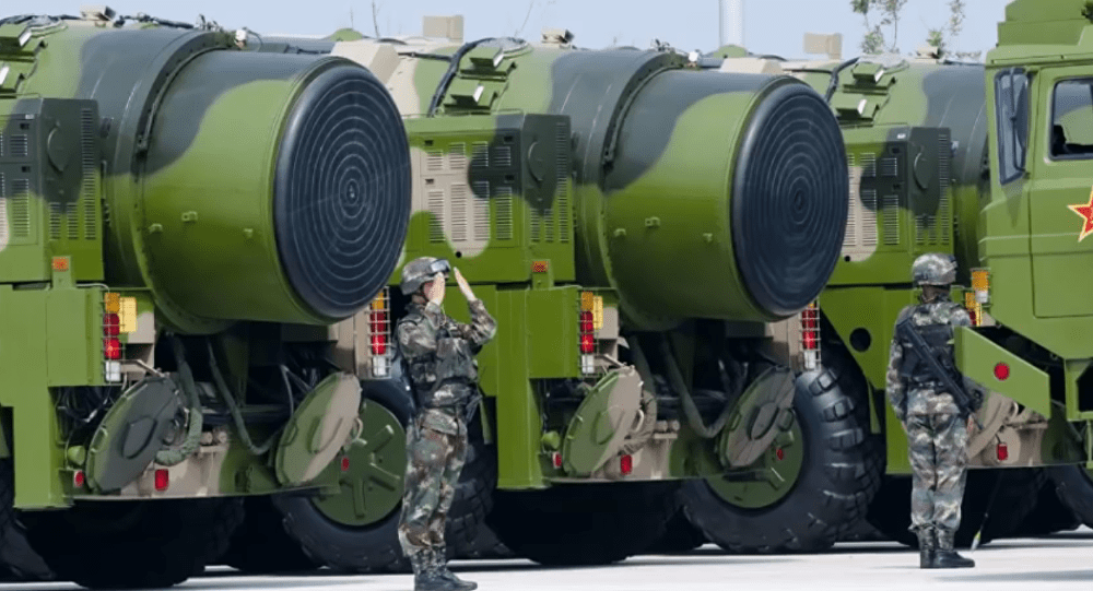 China's DF-41 ICBM
