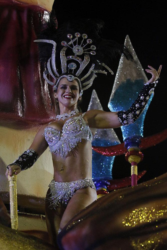 Hot Samba Rhythms and Flashflood of Colors: Carnival in Paraguay