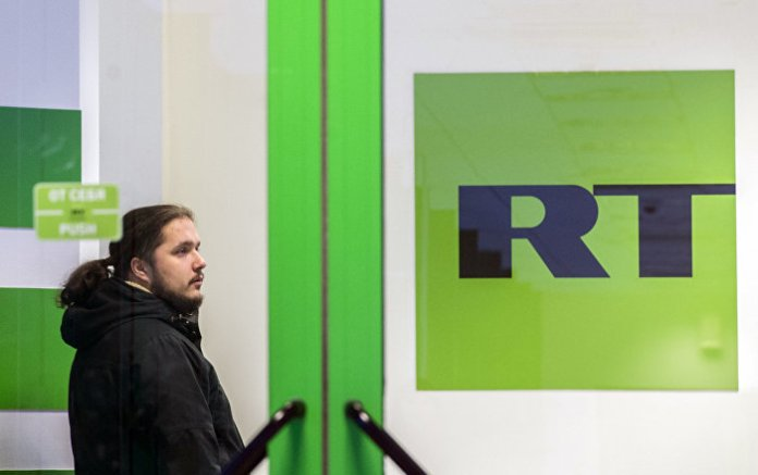 Lithuania's Television Commission Bans Broadcasting of Five RT Channels