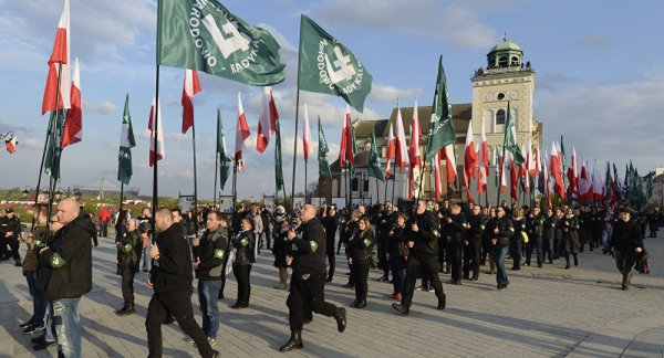 Hate Finds a Home: Polish Far-Right March Goes Global ...
