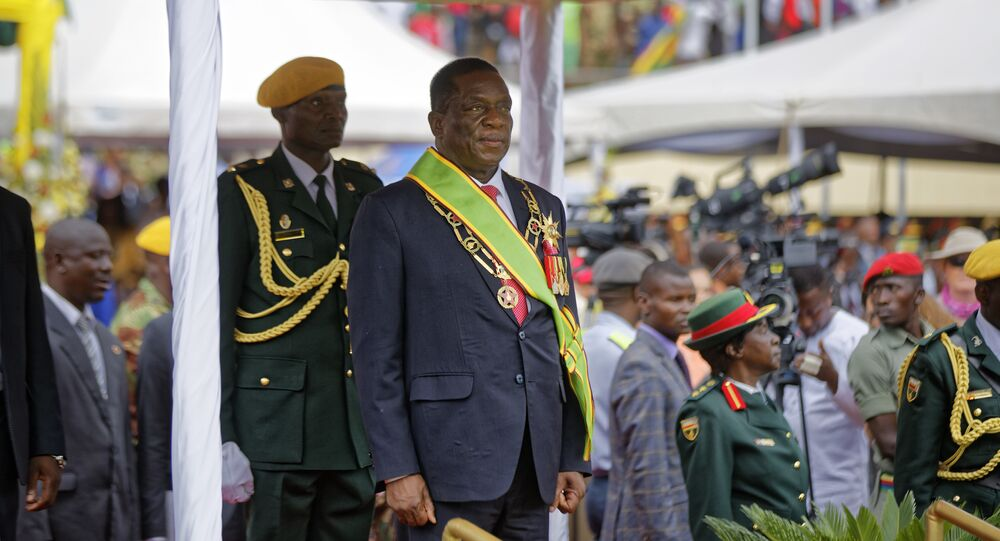 Zimbabwe to Buy 'State-of-The-Art' Russian Arms After Growing ...