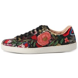 3bcb06dd146 Gucci Gucci Sneakers Flowers New 41 Eu Sneakers Other Multiple