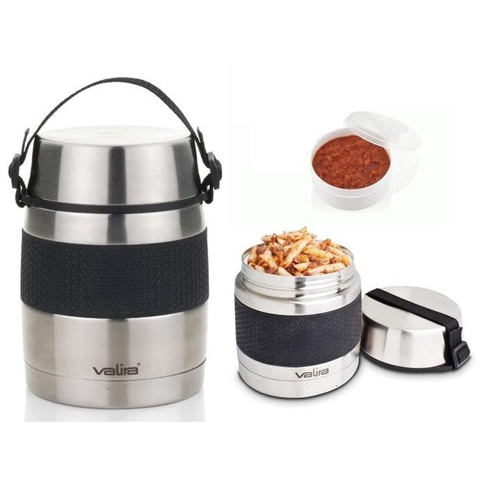 boite repas lunch box contenant alimentaire isotherme inox 1 l