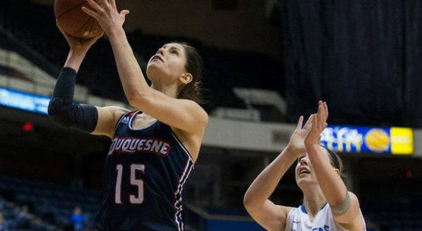 Duquesne Women's Basketball 2016-17 Preview