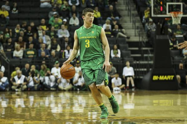 Ducks Fall to Georgetown Despite Second Half Momentum Shift