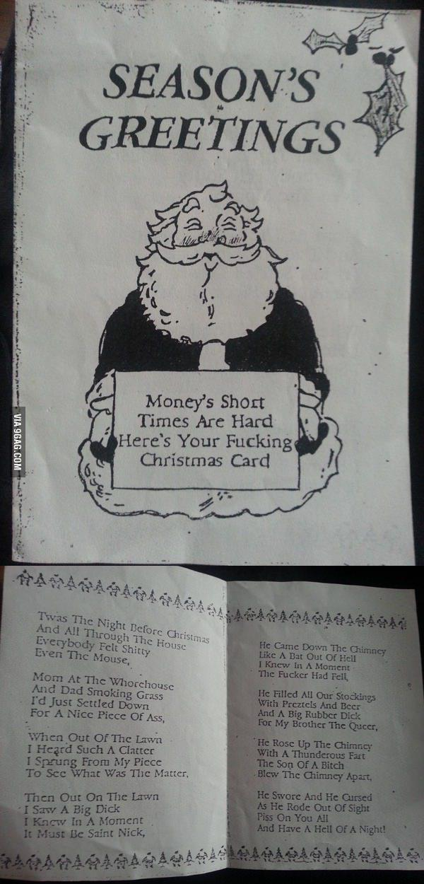 Awesome Christmas Card