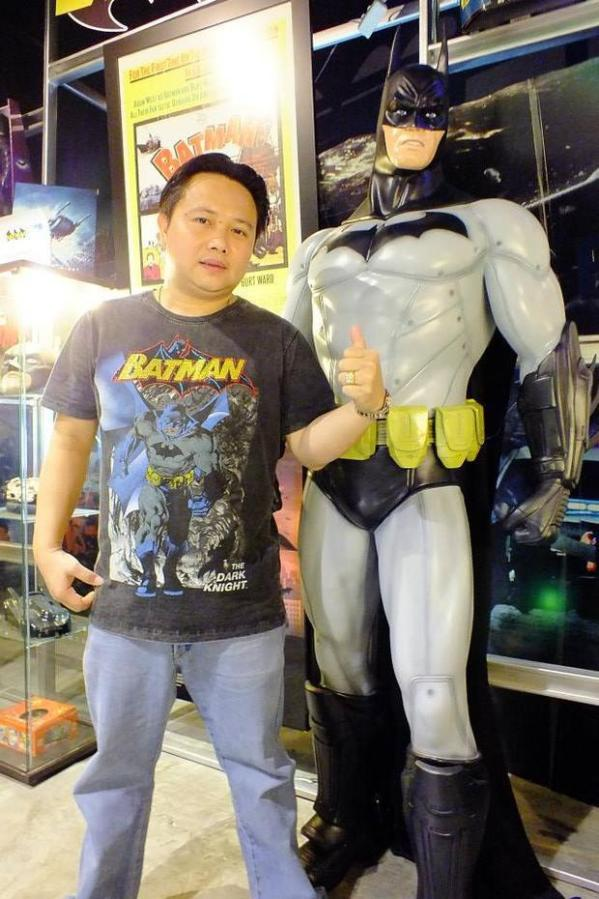 Meet the Biggest Batman Fan in Thailand (Maybe the World)