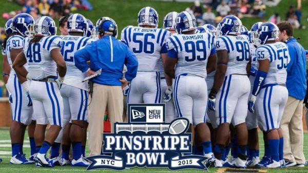 New Era Pinstripe Bowl Events for Duke Fans
