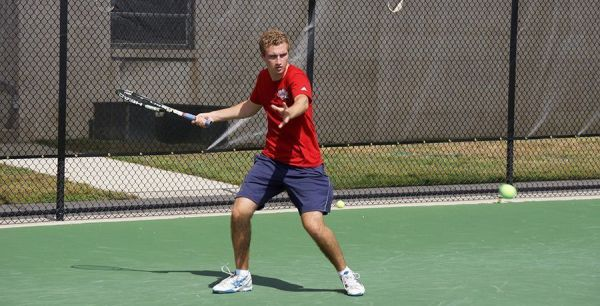 Men's Tennis Falls at Western Michigan
