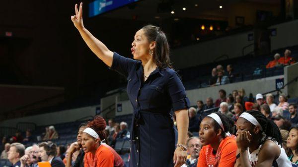 McNeill, Moore Join Women's Basketball Coaching Staff