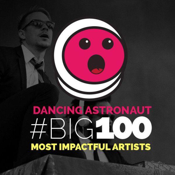 Dancing Astronauts Top 25 Most Impactful Artists of 2014