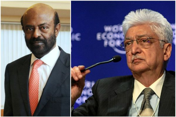 Azim Premji, Shiv Nadar in 'Forbes' list of 100 richest ...