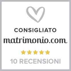 Consigliato da Matrimonio.com