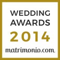 Corte Campione, vincitore Wedding Awards 2014 matrimonio.com