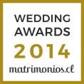 FBAudio, ganador Wedding Awards 2014 matrimonios.cl