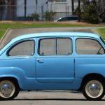 1960 Fiat 600 Multipla F17 Monterey 2016