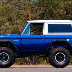 1975 Ford Bronco F144 Monterey 2018