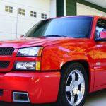 2003 Chevrolet Silverado Ss Pickup T225 Chicago 2013