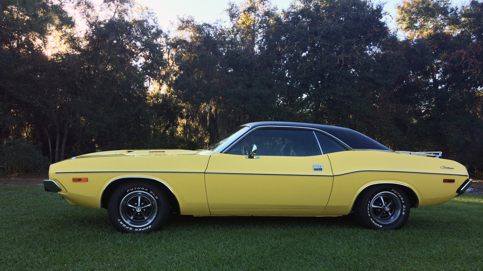 1973 Dodge Challenger K125 Kissimmee 2015