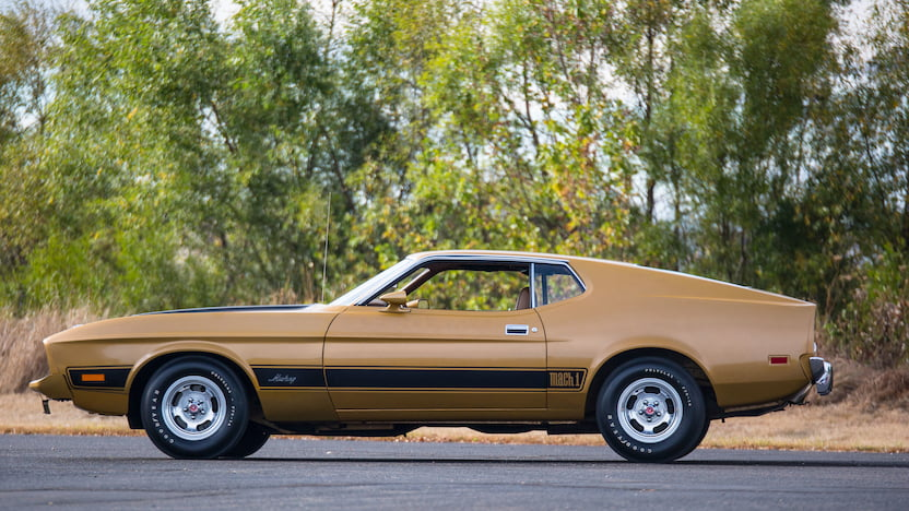 1966 mustang fastback 289 4 speed 2 +2. 1973 Ford Mustang Mach 1 Fastback F2 9 Kissimmee 2018