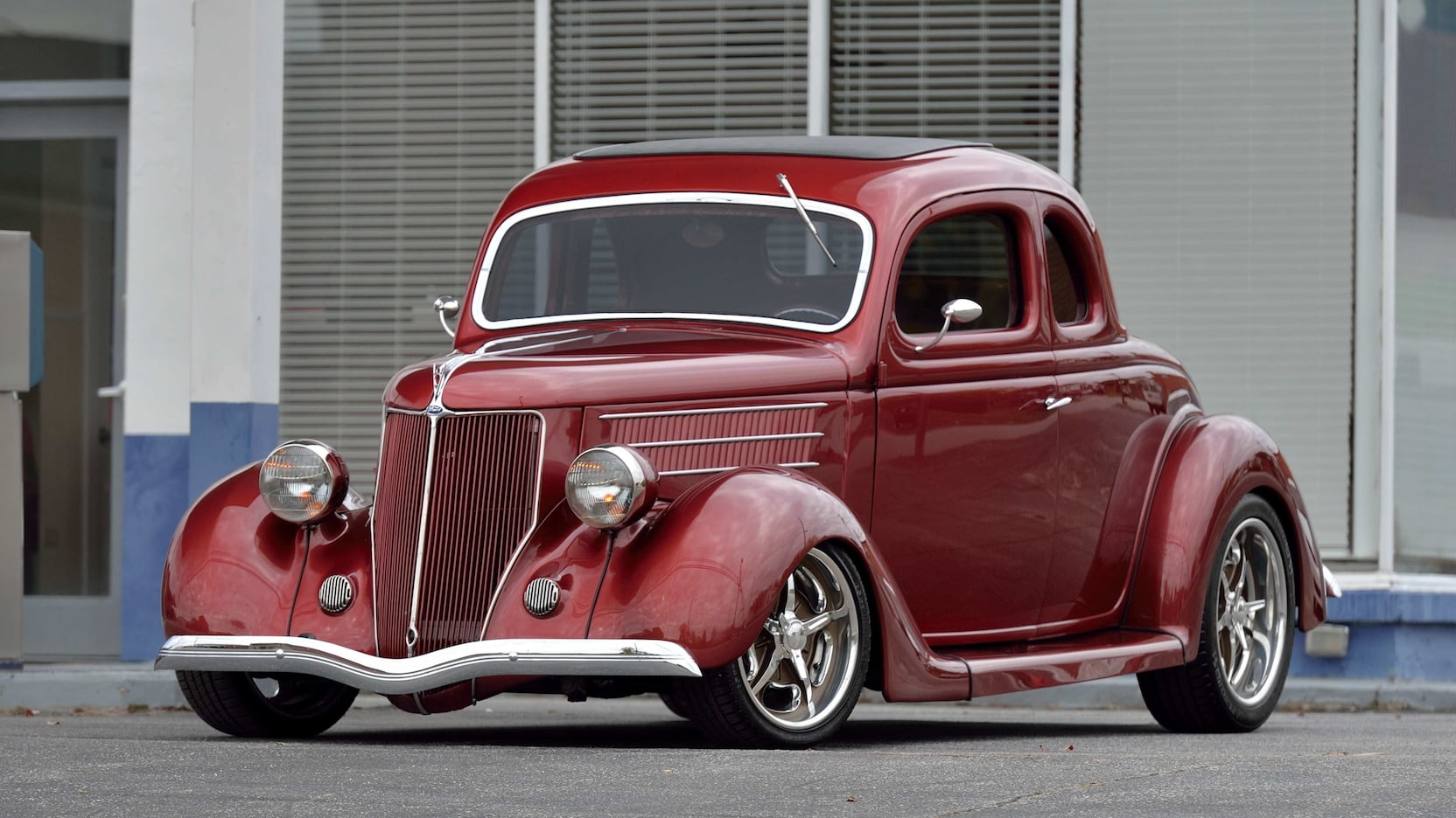 36 Sale Ford Coupe