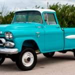 1958 Gmc 100 Napco Pickup T208 1 Kissimmee 2020