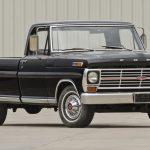1969 Ford F100 Ranger Pickup F123 Des Moines 2012