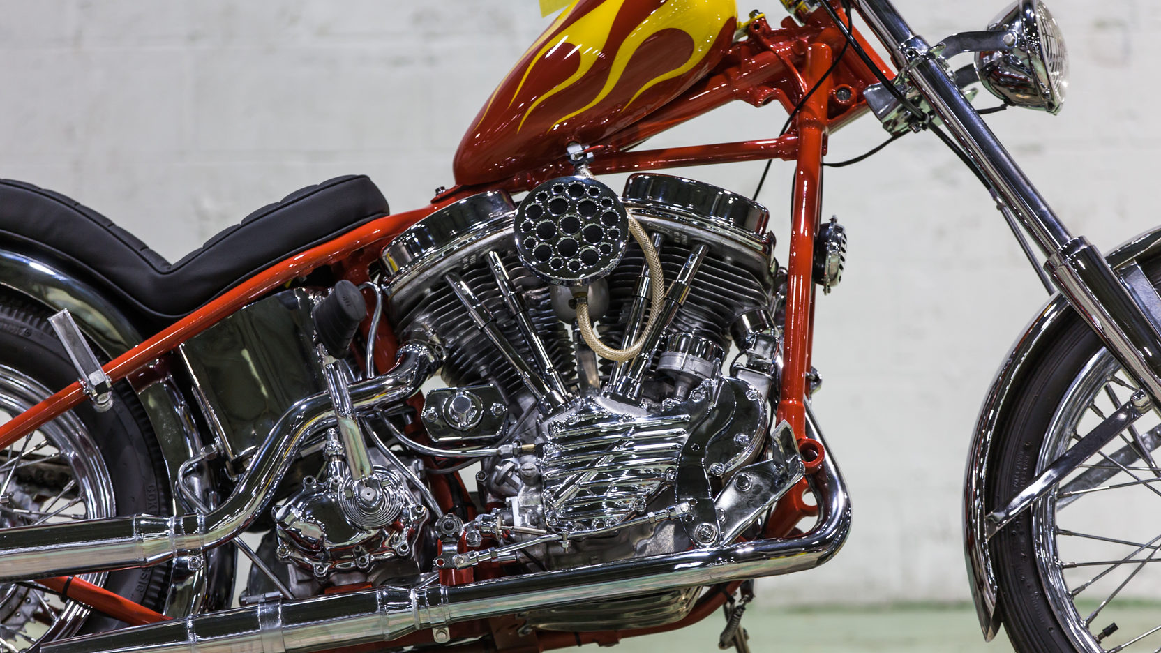 1950 Harley-Davidson Easy Rider Billy Bike | S148 | Las ...